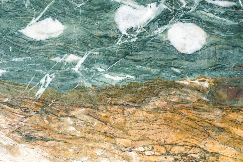 Зеленый или изумрудный мрамор стоковые изображения rf