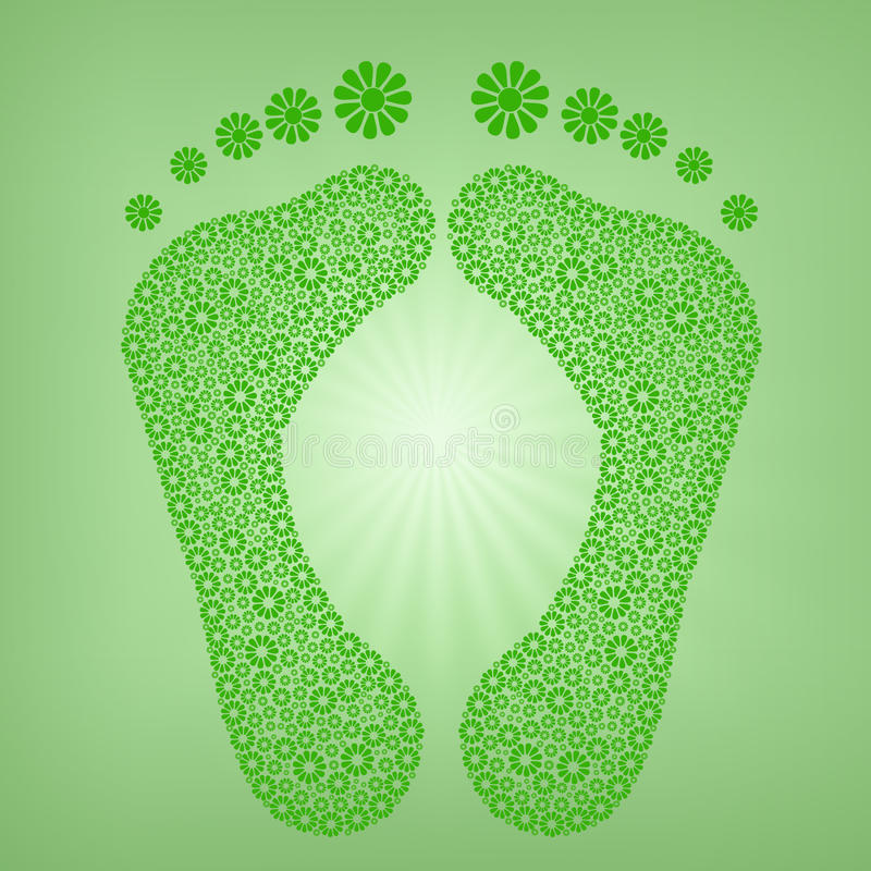 Зеленый след картинка
