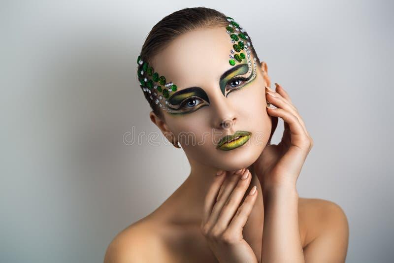 зеленый цвет составляет стоковое фото
