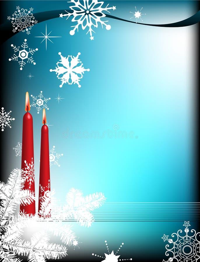 зима карточки бесплатная иллюстрация