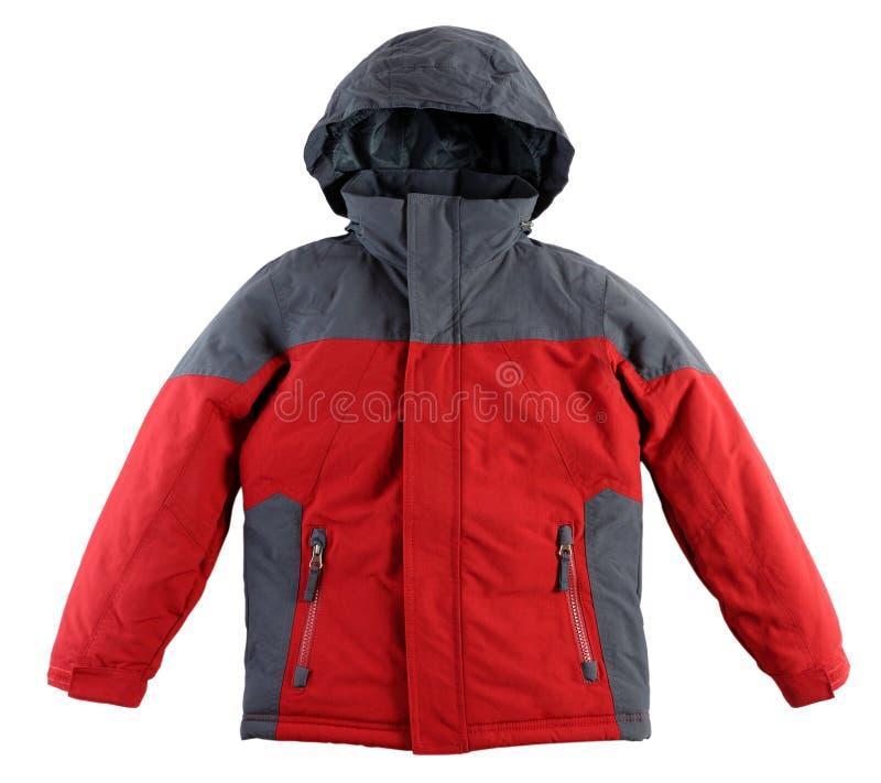 зима куртки стоковое изображение