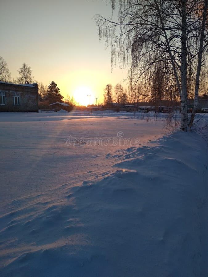Зима лето стоковое фото