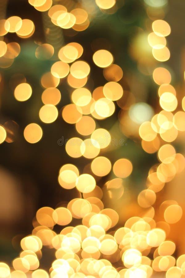 Зима Нового Года праздника пиршества круга желтая стоковые изображения