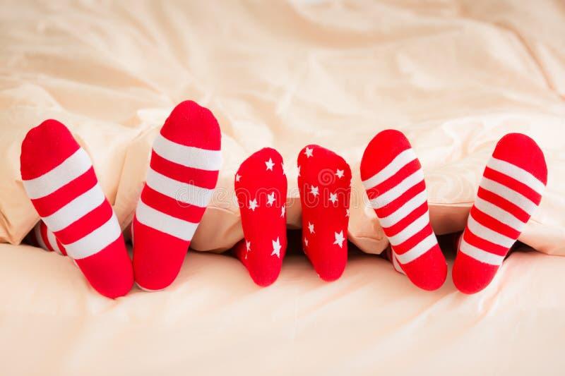 Download Зима праздника семьи Xmas рождества Стоковое Фото - изображение: 79794096