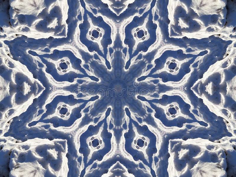 зима штока kaleidoscope изображения стоковые фото