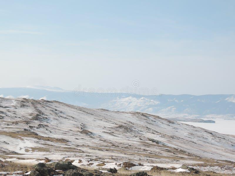 зима baikal стоковое фото rf