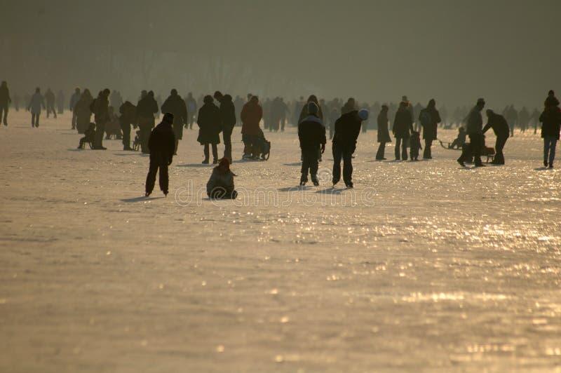 зима berlin стоковые фотографии rf