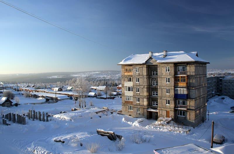 зима gremyachinsk стоковые фотографии rf