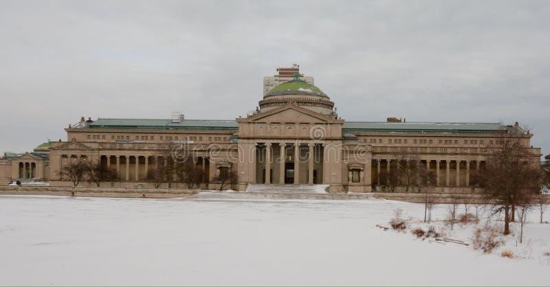 Зима MOSI стоковое изображение