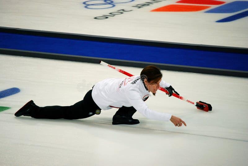 зима vancouver 2010 игр олимпийская стоковая фотография rf