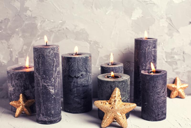 Зимний отдых, рождество, открытка Нового Года стоковые фото