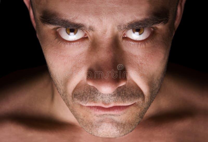 злейшие глаза стоковое фото rf