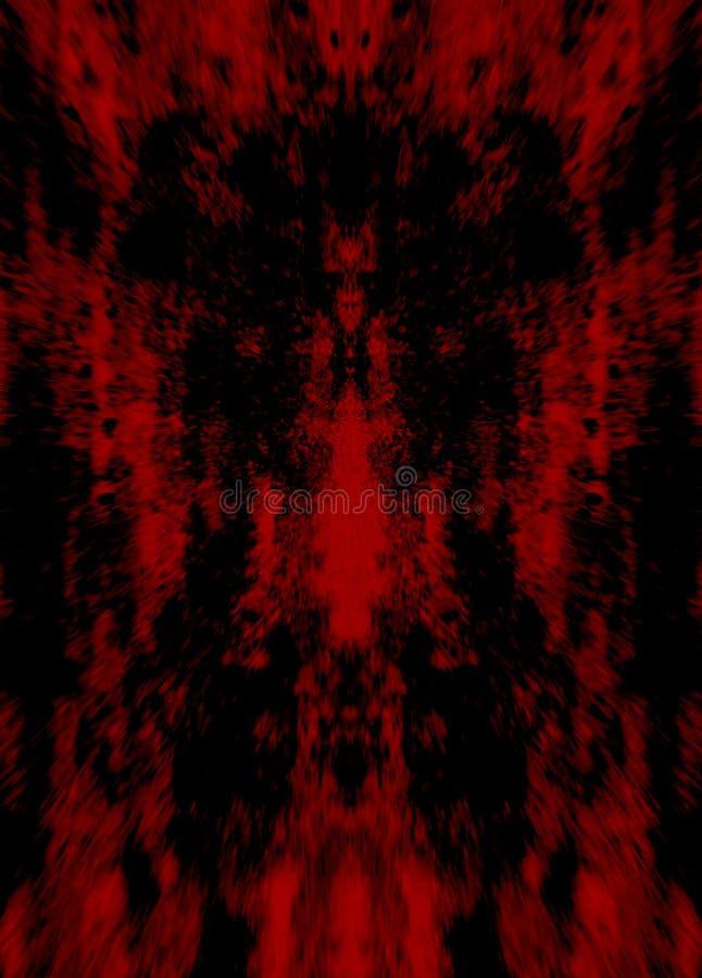 Download зло иллюстрация штока. иллюстрации насчитывающей черный - 1175296