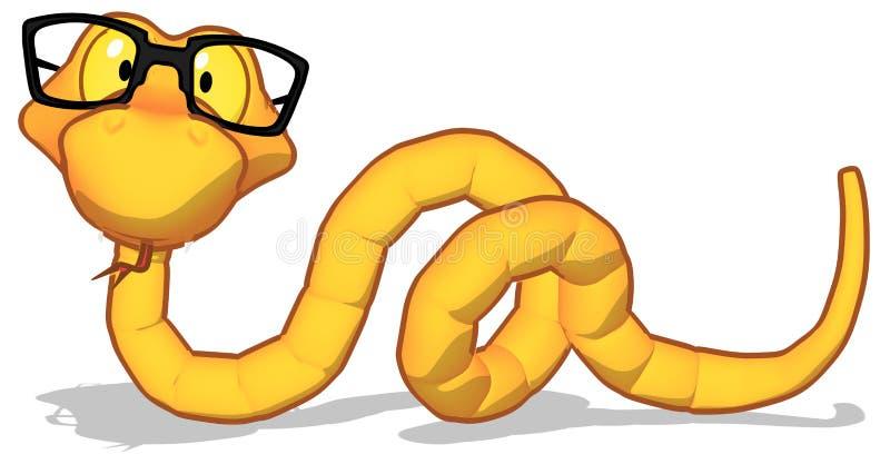 змейка стекел бесплатная иллюстрация