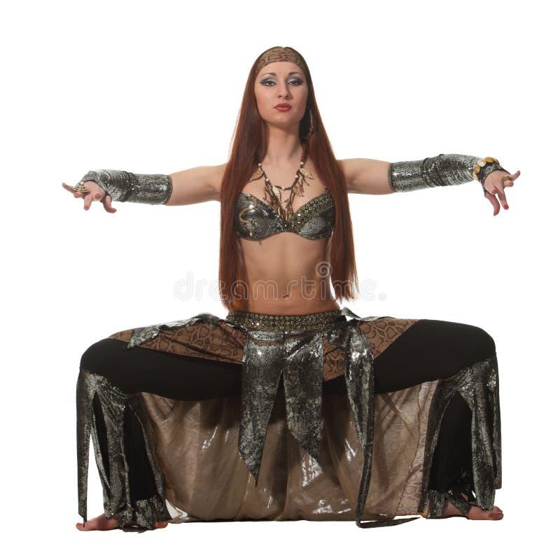 змейка танцульки стоковые фото