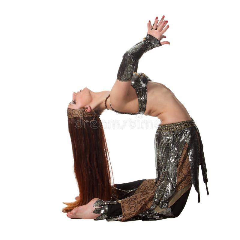 змейка танцульки стоковые изображения rf
