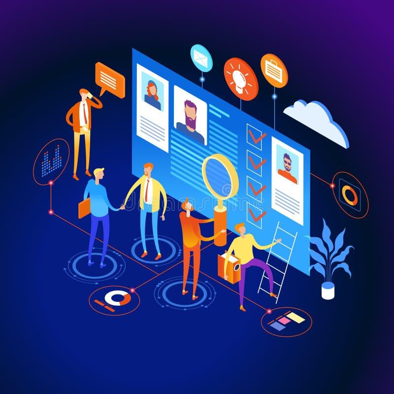 Знайте ваше знамя сети клиента бесплатная иллюстрация