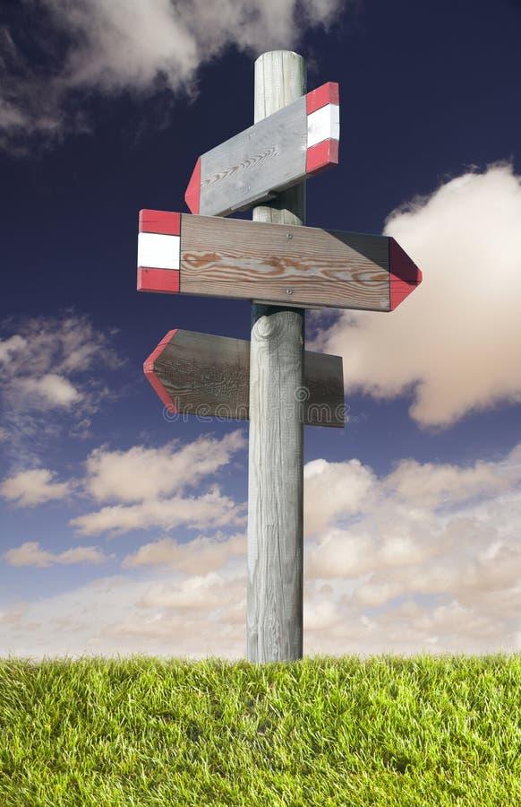 знаки стоковое изображение