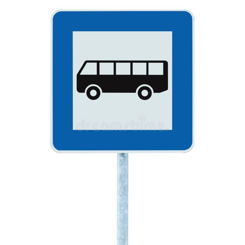 Остановка автобуса знак картинка