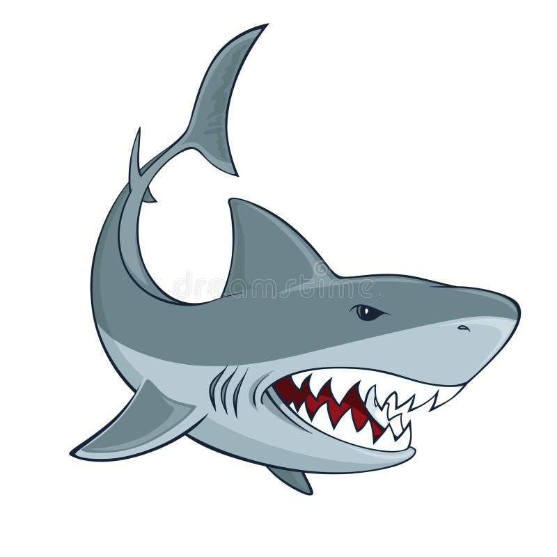 Знак акулы бесплатная иллюстрация