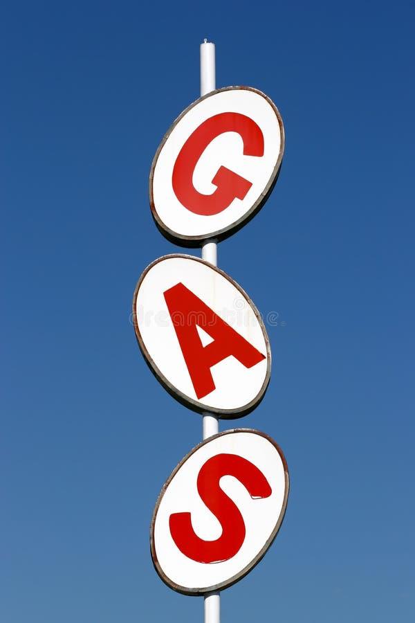 знак газа стоковые фотографии rf