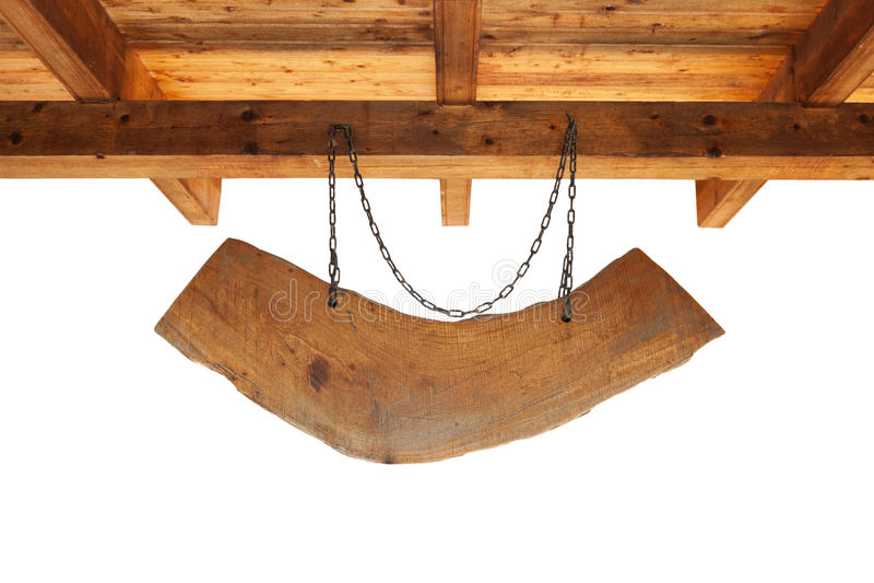 знак деревянный стоковые фотографии rf