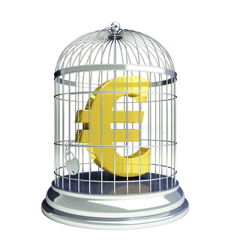 знак евро бесплатная иллюстрация