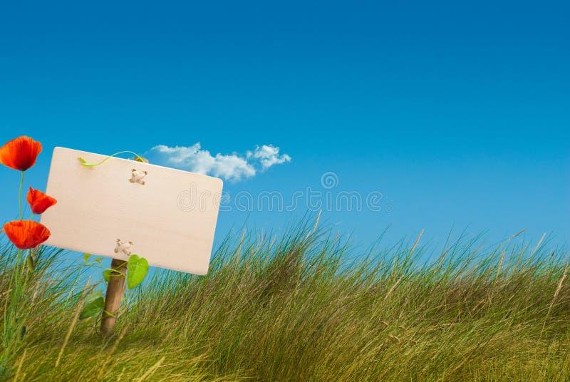 знак земли eco связи содружественный зеленый одичалый стоковые фото