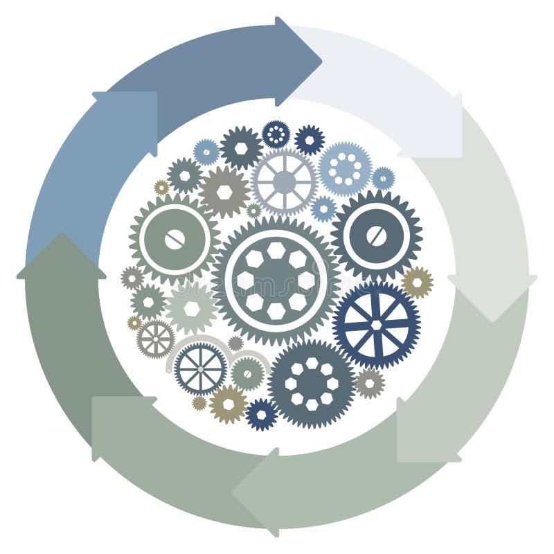 Знак дисковода иллюстрация вектора