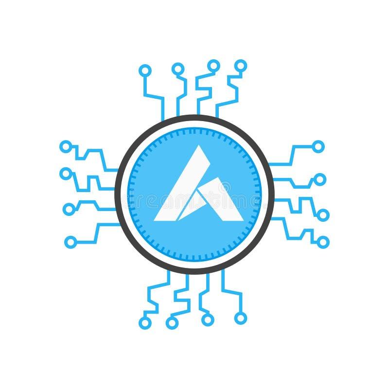 Знак и символ вектора значка рвения изолированные на белой предпосылке, концепции логотипа рвения иллюстрация штока