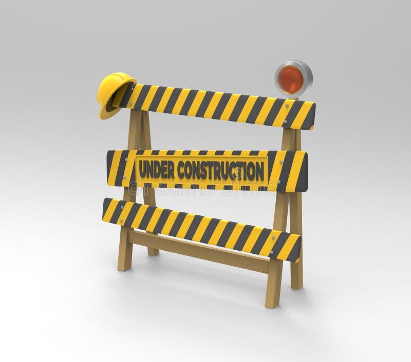 знак конструкции вниз бесплатная иллюстрация