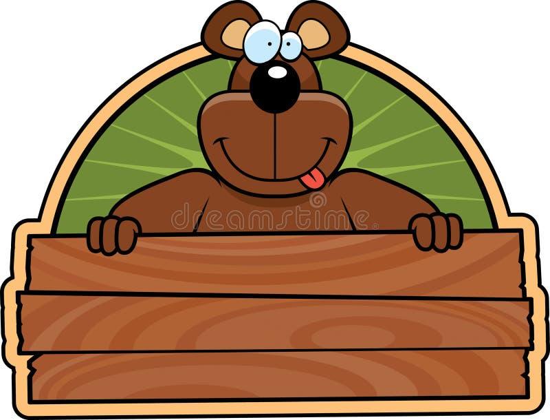 знак медведя бесплатная иллюстрация