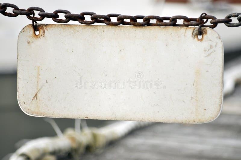 знак металла стоковые изображения rf