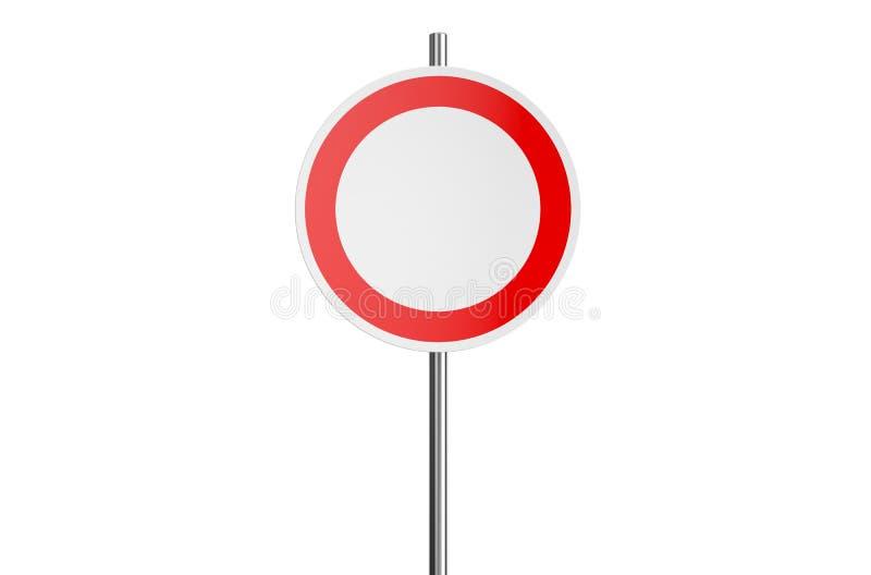 знак дороги круглый бесплатная иллюстрация