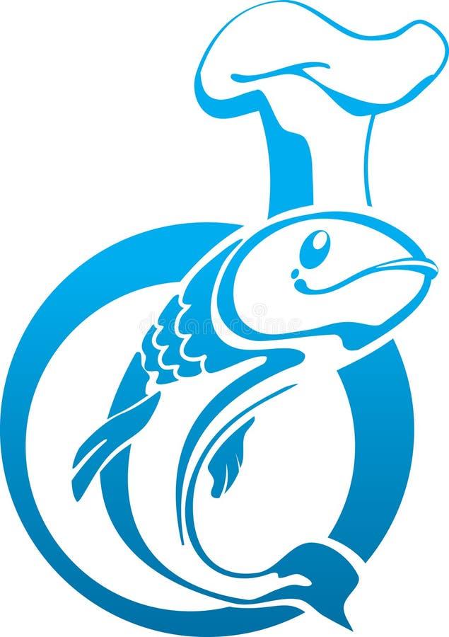 знак рыб иллюстрация штока