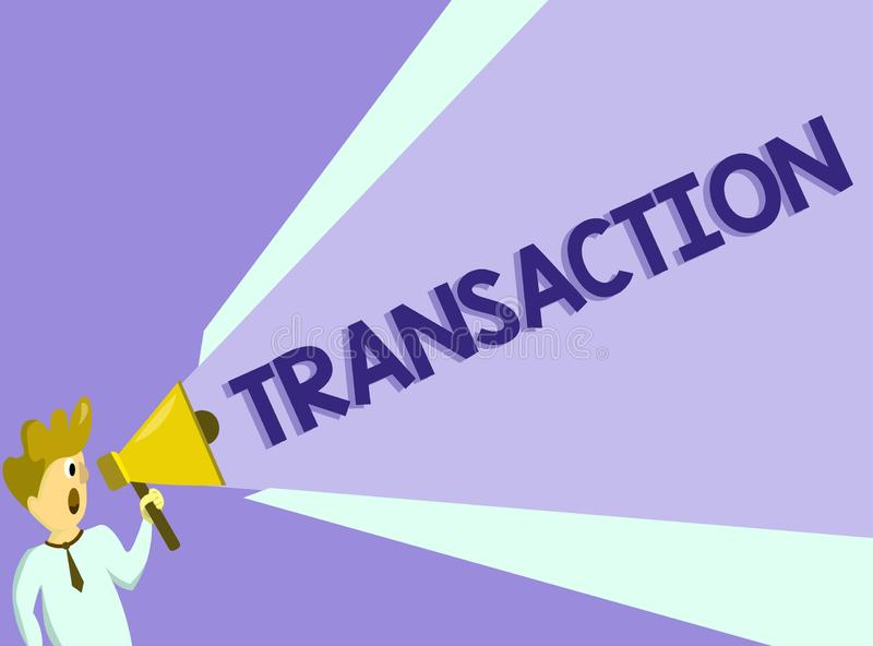 Знак текста показывая сделку Схематический пример фото покупать или продавать что-то обмен согласования бесплатная иллюстрация