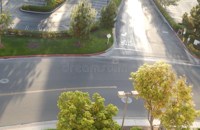 Знак улицы Калифорнии стоковое фото