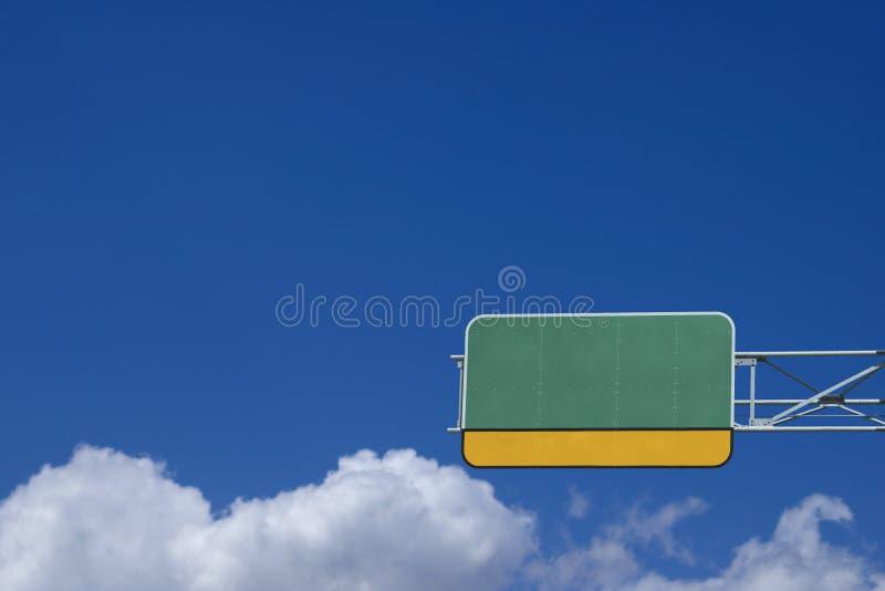 знак хайвея стоковое изображение