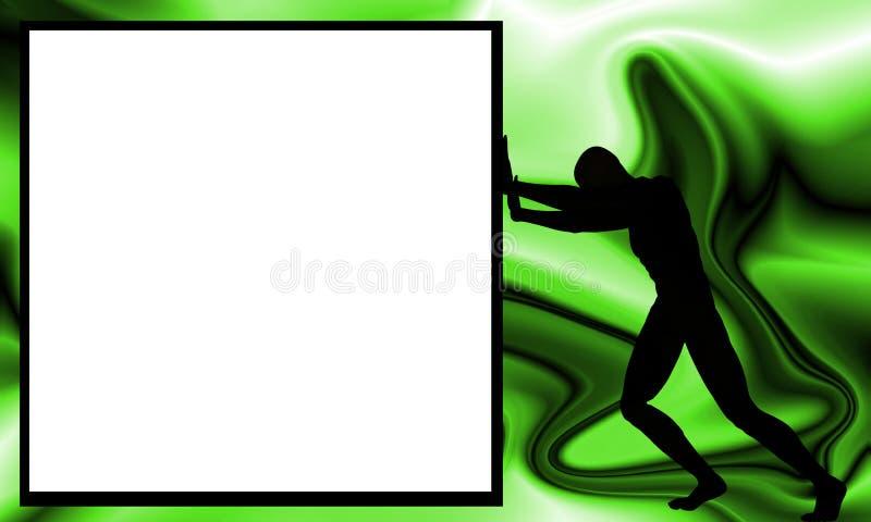 Download Знак человека стоковое изображение. изображение насчитывающей характер - 489681