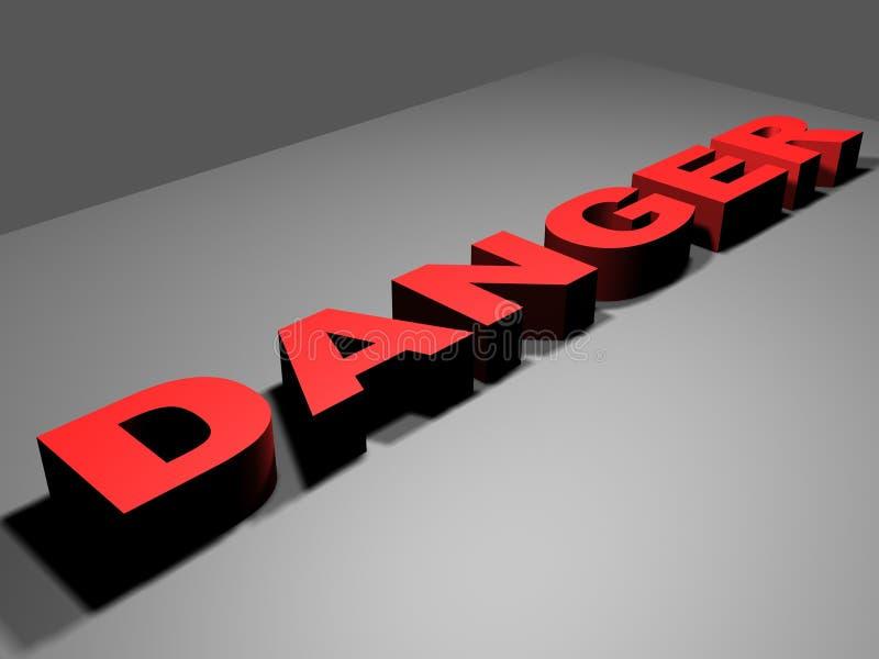 знак 4 опасностей бесплатная иллюстрация