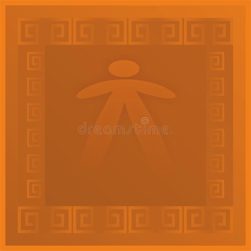 знак grece стоковое фото