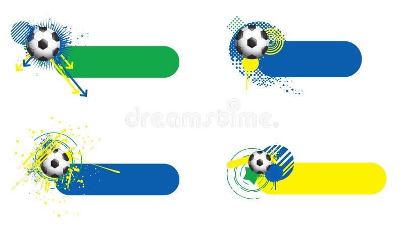 Знамена кубка мира бесплатная иллюстрация