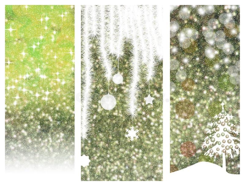 Download Знамена рождества иллюстрация штока. иллюстрации насчитывающей текстура - 33728132