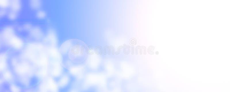Знамя облака иллюстрация вектора