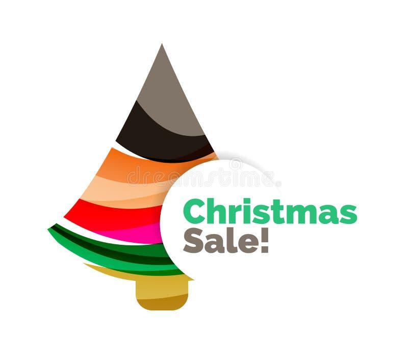 Download Знамя рождества с безделушками Иллюстрация вектора - иллюстрации насчитывающей знамена, декоративно: 81804973