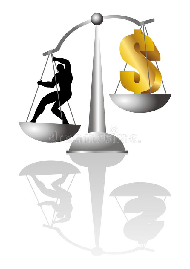 значение баланса бесплатная иллюстрация