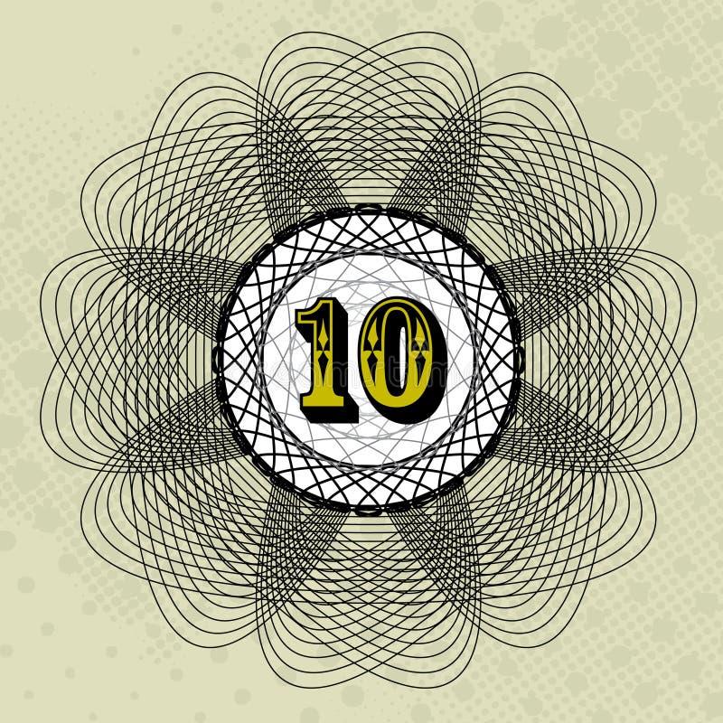 значение 10 стоковые фотографии rf