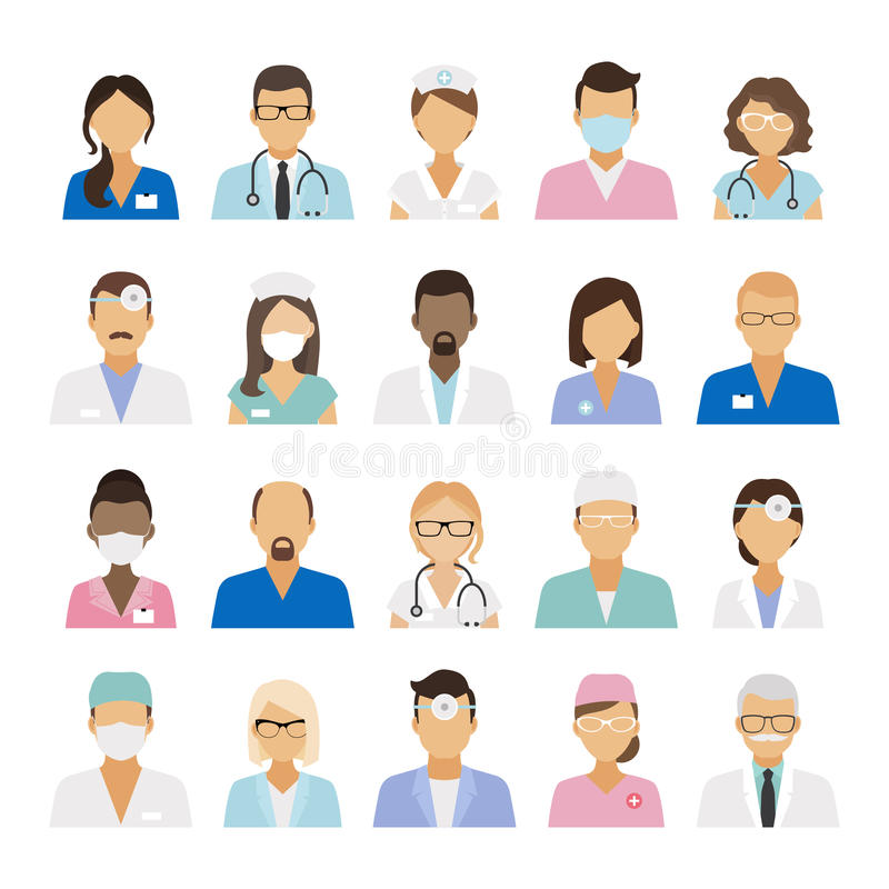 Значки медицинского персонала