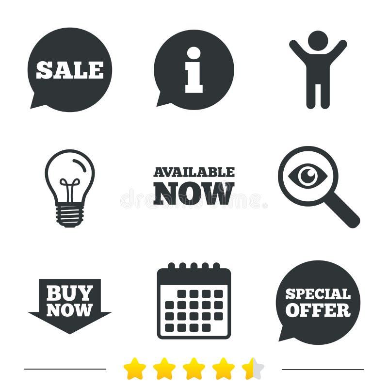 Download Значки продажи Символы пузырей речи специального предложения Иллюстрация вектора - иллюстрации насчитывающей теперь, дело: 81805425