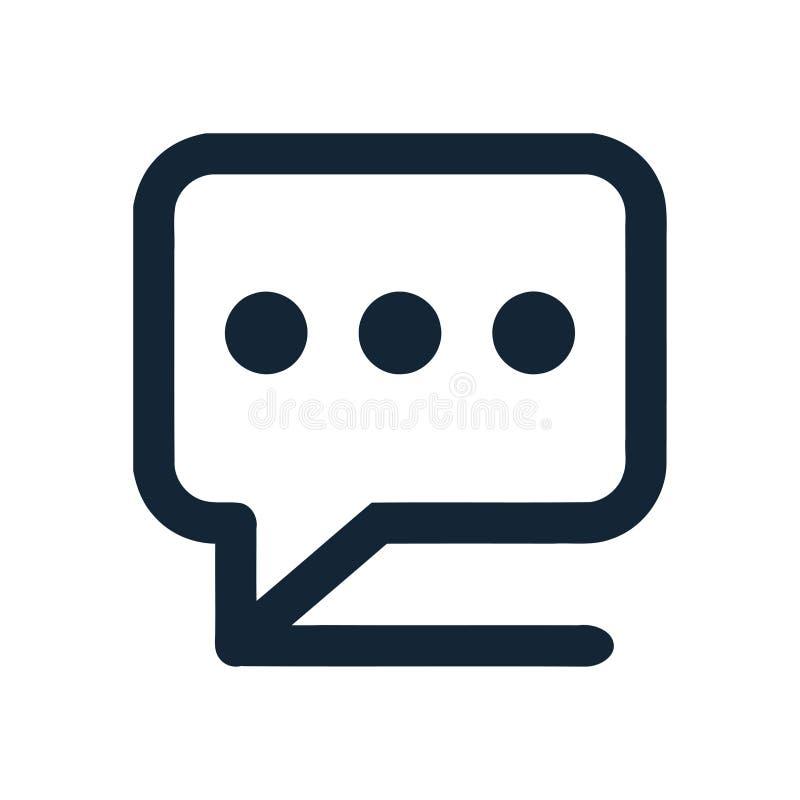 Значок болтовни, sms значок, звонок, болтовня, пузырь, значок комментариев, сообщение, значок беседы, речь, дизайн вектора значка бесплатная иллюстрация